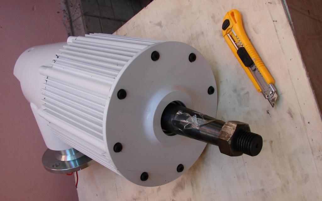 Turbina 2500W 4